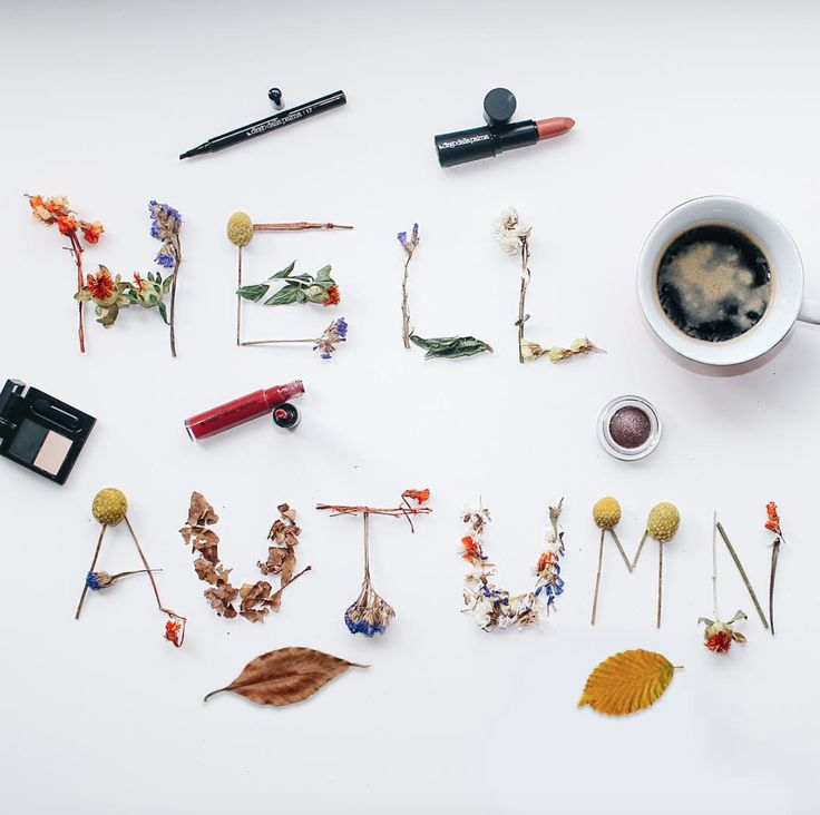 Hello Autumn #diegodallapalma #makeup