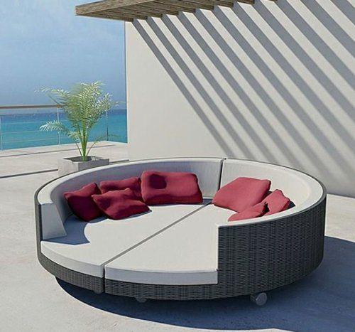 25+ Best Ideas About Gartenliege On Pinterest | Liege Garten ... Design Gartenliegen Relaxen Freien