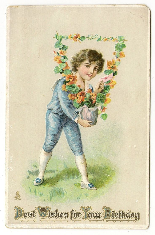 Открытки малыш с цветами, делать