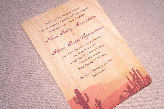 Real Wood Wedding Invitations: Best 25+ Wood Wedding Invitations Ideas On Pinterest