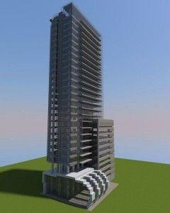Live Giarratana Apartment Skyscraper minecraft building ideas 2