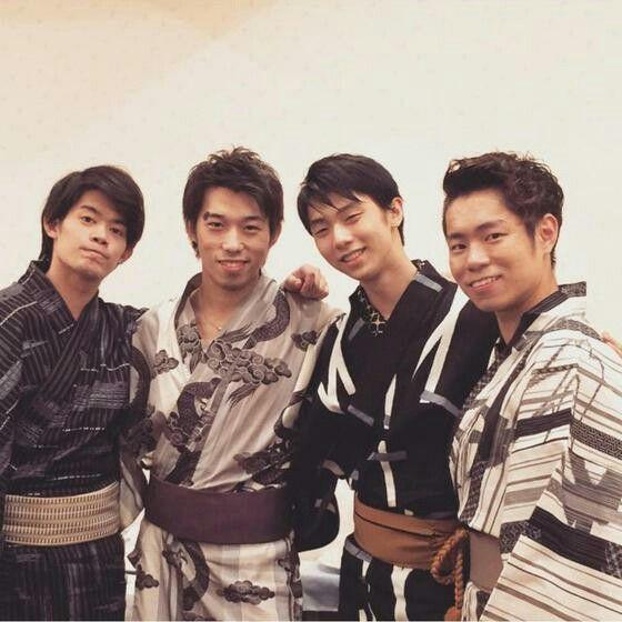 Team japan♥