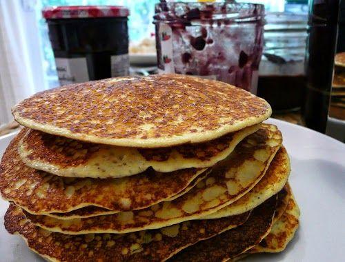 Pancake sans farine (IG nul ! )