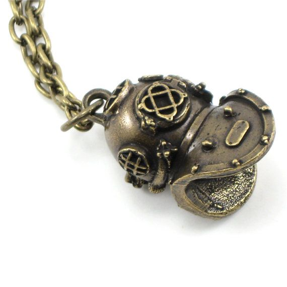 Nautical Steampunk Necklace