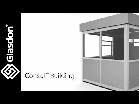 Glasdon UK | 3D Construction | Consul™ Modular Building System - YouTube  https://uk.glasdon.com/consul-tm-modular-building-system/bypass