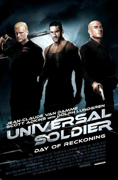 Free Hd Movies Download: Universal Soldier: Day of Reckoning (2012) Dual Au...