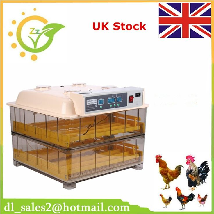 Chicken incubators for sale fully automatic digital thermostat incubator for 96 eggs