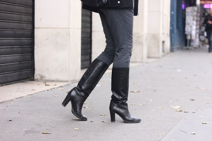 Boots Poppy Exclusif Chaussures http://www.exclusifchaussures.fr/botte-a-talon-poppy-297.htm
