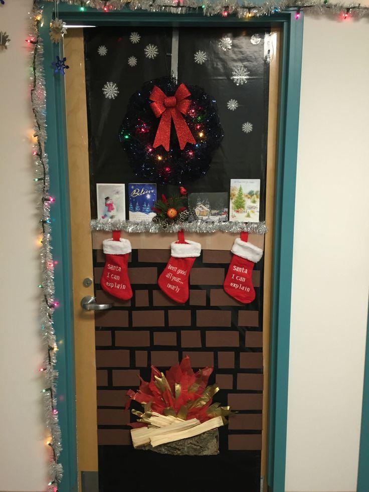 Christmas door 2015