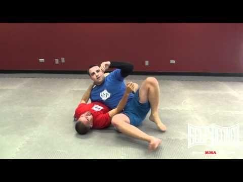 ▶ Triangle Choke - Luta Livre Side Control Submission - No Gi Jiu Jitsu Techniques - YouTube