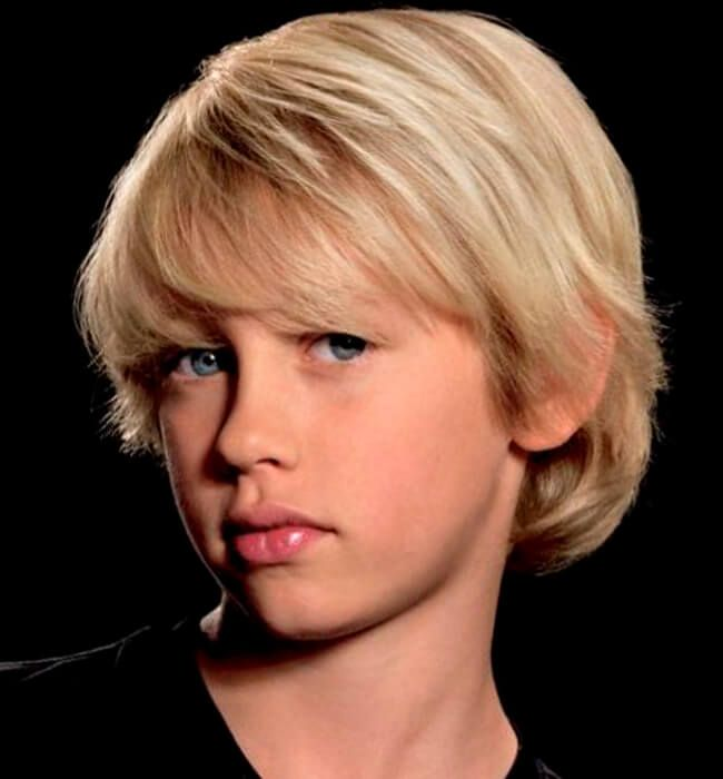 Blonde Boys Hairstyles 1000 Ideas About Boy Haircuts On: 1000+ Ideas About Haircuts For Boys On Pinterest