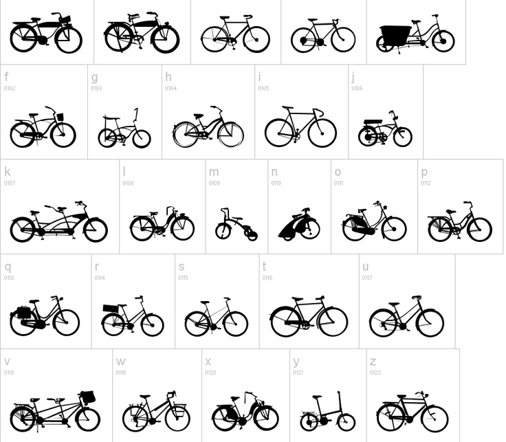 Bycicles + others!
