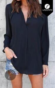 Blusas para mujer Limonni Bennett LI1145 Casuales