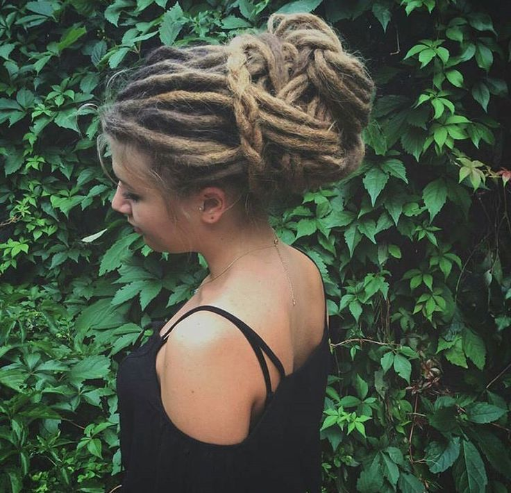 1000 images about Tender headed Loc styles on Pinterest