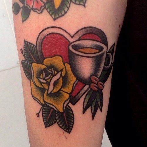 Teacup Tattoo Coffee Tattoos: 202 Best Tattoos - Teacups Images On Pinterest