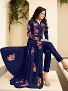 Image result for long anarkali gowns