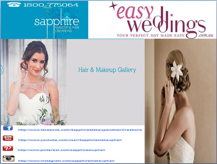 We, at Sapphire Makeup and Hair Creations turn your imagination into realty. Whatever is the occasion, we are ready to serve you with trained and passionate hair dresser. You can approach us for relaxing and enjoyable traditional and modern hair dressing and makeup experience.
