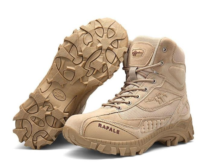 8b4f13d945d Winter Military Boots Men 2018 Fashion Army Boots Men' s Tactical ...