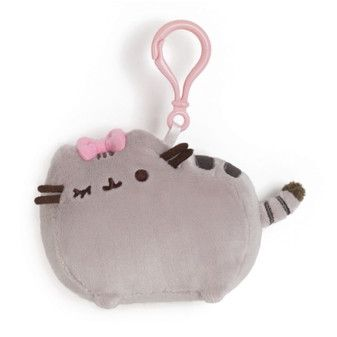 Bow - Pusheen Backpack Clip