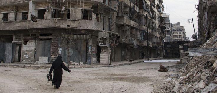 Το Χαλέπι τότε και τώρα: οι καταστροφικές επιπτώσεις του πολέμου στη Συρία