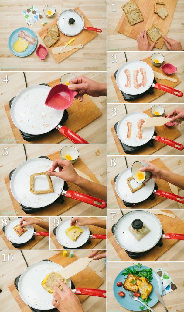 Niezwykłe tosty
