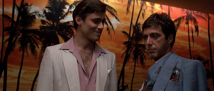 a review of scarface a movie by brian de palma Film review: the 1986 tonya  wherever you stand on de palma, the movie is a highly engaging master class on what being a  brian de palma says he's writing a.