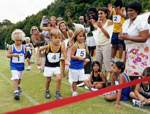 Relay races are a great way to entertain a group of kids, indoors or out, with little to no advance prep. Plus they're adaptable to all kinds of party themes.