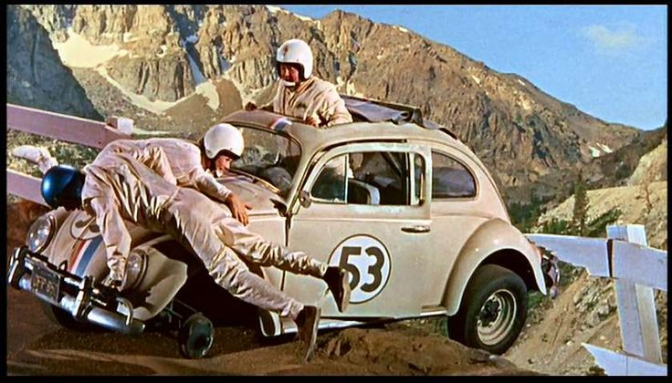 "Slide 4 of 21: <p>The first in a long series featuring Herbie, an anthropomorphic Volkswagen Beetle, ""The Love Bug"" is a classic example of turning the tables on our love of cars, as here, we finally have a car that loves back. Starring Disney journeyman Dean Jones, Buddy Hackett and Michele Lee, the film spawned five sequels and one TV series.</p>"