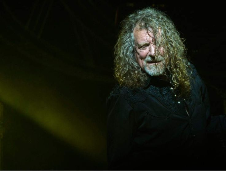 Robert Plant with his band The Sensational Space Shifters at The Depot in Salt Lake City, Wednesday, May 27, 2015. (Steve Griffin  |  The Salt Lake Tribune)