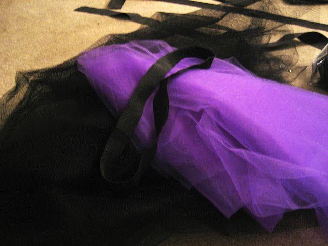 how i keep sane: Witch Costume Adult Tutu Tutorial
