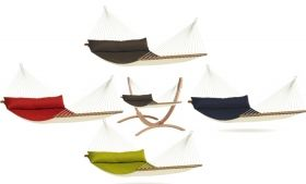 Hängematten  - Alabama Canoa Set Family