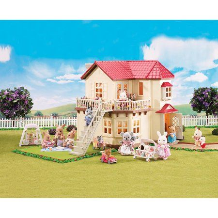 Calico Critters Luxury Townhome, Multicolor