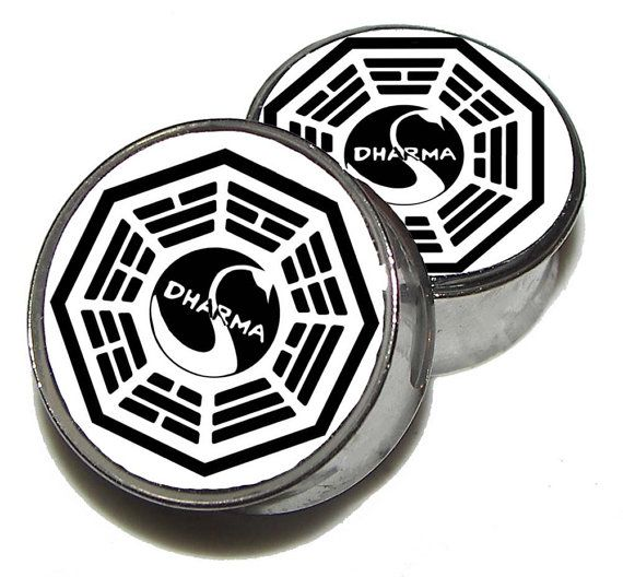 Hey, I found this really awesome Etsy listing at https://www.etsy.com/listing/233074686/dharma-initiative-plugs-1-pair-2-plugs