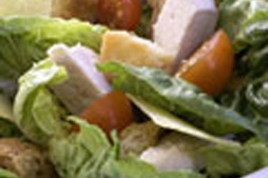 Chicken caesar salad recipe, NZ Woman's Weekly – visit Food Hub for New Zealand recipes using local ingredients – foodhub.co.nz
