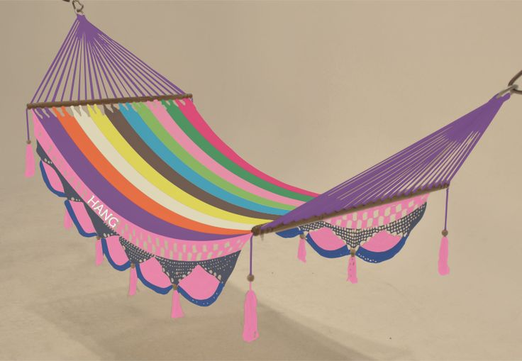 Custom Artisan Hammocks  Design you own @ Hanghigherhammocks.com
