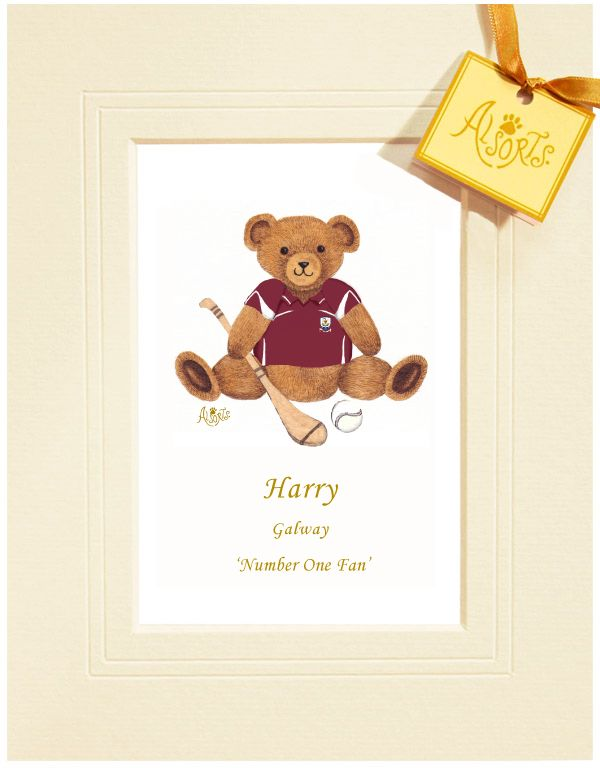 Galway Hurling - Personalised Gifts