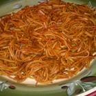 Fideo Recipe