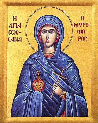 St. Susanna the Myrrhbearer