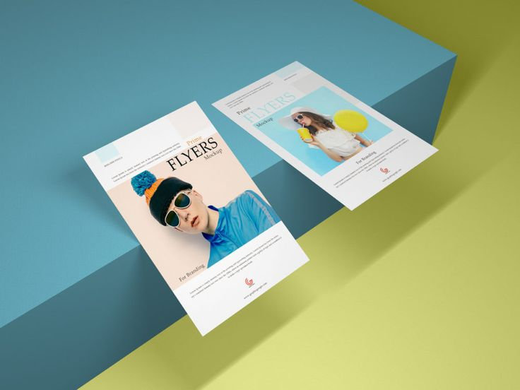 Take a quick look at Prime Flyer Mockup PSD Template! The mockup comes with the smart objects, so it allows you to edit and customize according to your requirements and get the flawless result. This is an ideal choice for you to create a wonderful presentation for your next projects. Check it out and add to your freebies collection right now!
