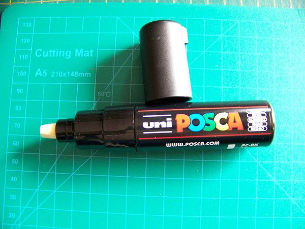 Posca Markers – A Pretty Talent