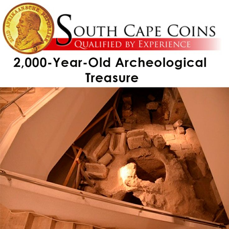2,000-Year-Old Archeological Treasure. The excavations carried out underneath the Siebenberg home in the course of 18 years have revealed remains of ancient dwellings, rooms cut from rock, Mikvah's (ritual baths), aqueducts, a huge cistern, and burial vaults reaching back 3,000 years to the days of King Solomon and the first temple period, as well as the Second Temple and Byzantine periods.  #Treasure #ancient #temple