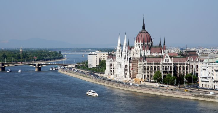 Over 15 million gallons of water bubble daily into Budapest's 118 springs and boreholes.