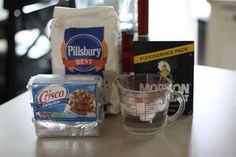Traditional Crisco Pie Crust- my Mom has used this for years and I still love it.