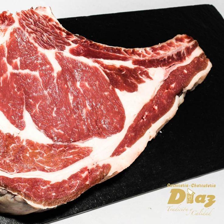 Chuletón de ternera o Morucha de 750gr aprox. Excelente calidad #chuleton #carne #ternera #morucha Carne online de calidad. #carniceria #carneonline