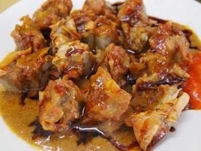 Batagor - Berikut ini ada cara membuat video resep batagor tahu bandung kingsley tanpa ikan daging udang riri tepung aci ncc goreng kering asli bandung paling enak.