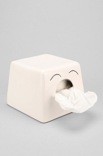 Sweet Scandinavian Tissue Box Holder