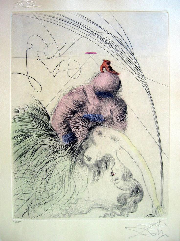 Salvador Dali, Venus in Furs