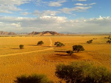 Solitude Road In the Namib Rand Nature Reserve you will find many solitude roads leading into scenic dunes.