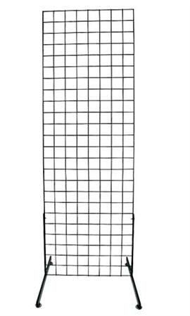 These are really nice-quality grid walls. Available in 6' tall - 4' tall. I like the 5' best