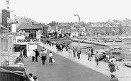 St Ives, The Promenade c.1960